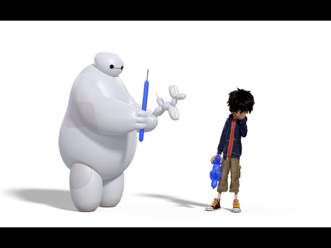 Big Hero 6 (Viral Video 'Baymax vs. Balloon')