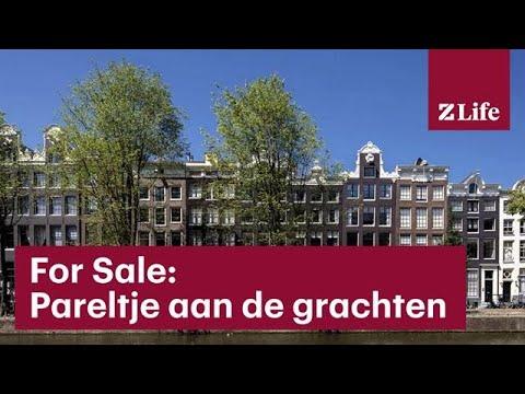 For Sale: Miljoenenparel aan de grachten - RTL Z NIEUWS