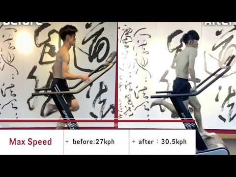 跑步效率提升