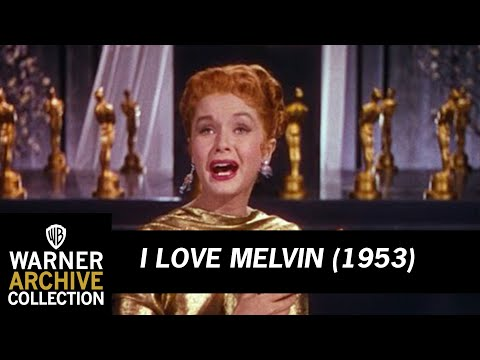 I Love Melvin (1953) – If I Had A Million Dollars - Debbie Reynolds