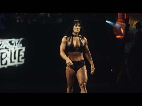 Chyna enters the Royal Rumble Match: Royal Rumble 1999