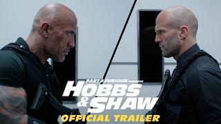 Fast & Furious Presents: Hobbs & Shaw - Tráiler Oficial