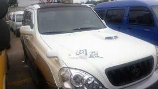 Coréen Voiture D'occasion Cheapcars Hunda Korean Used Car Cheapcars Hundai Auto Terracan In Ethiopia