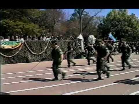 Desfile Militar em São Gabriel rs -Brazil 7 de Setembro 2010