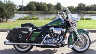 6. Used 2007 Harley Davidson Road King Classic for sale in Orlando Fl