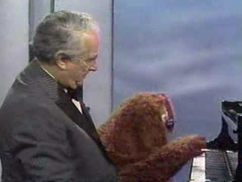 Victor Borge on the muppet show
