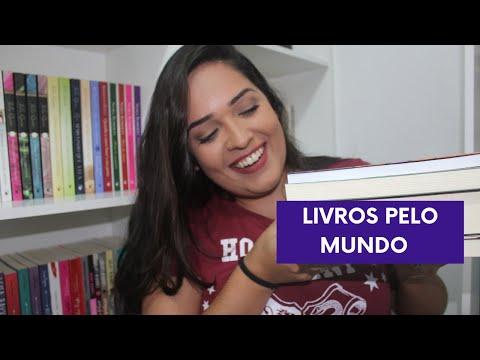 BOOKTAG LIVROS PELO MUNDO