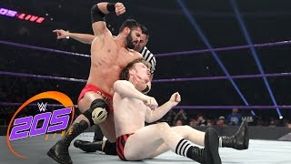 Nonton Jack Gallagher vs. Tony Nese: WWE 205 Live, Jan. 3, 2017 Film Subtitle Indonesia Streaming Movie Download