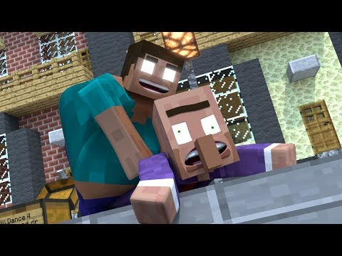 Top 5 Minecraft Animations (Villagers & More!)