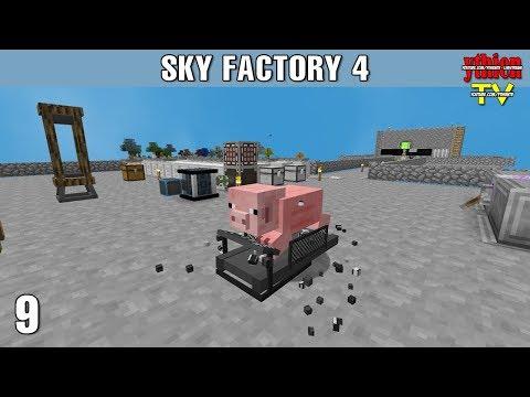 Sky Factory 4 09 - Khi Heo Tập Thể Dục - Thời lượng: 34 phút.