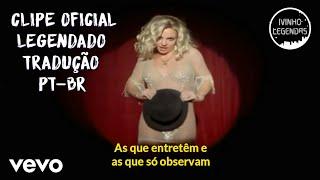 Britney Spears - Circus (Clipe Oficial) (Legendado/Tradução) (PT-BR)