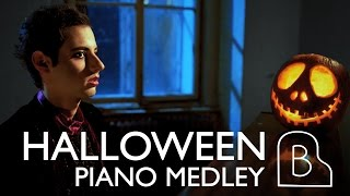 Halloween Piano Medley - Bence Peter