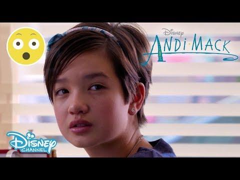 Andi Mack | SNEAK PEEK: Episode 6 First 5 Minutes | Official Disney Channel UK