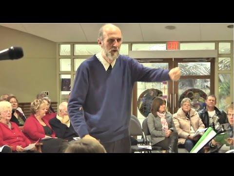 Intergenerational Choir Program