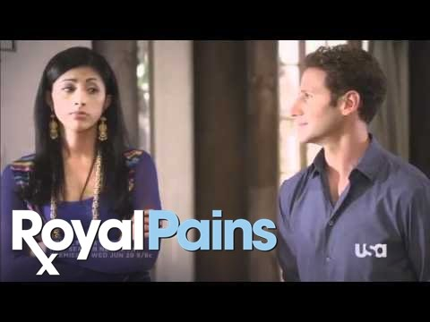 Royal Pains Season 3 (Promo 'Cure')