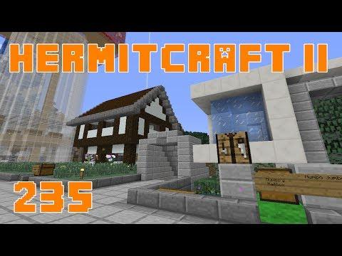 Hermitcraft II 235 Going Underground