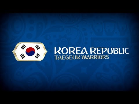 KOREA REPUBLIC Team Profile  – 2018 FIFA World Cup Russia™