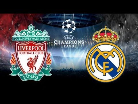 REAL MADRID VS LIVERPOOL CHAMPIONS LEAGUE FINAL LIVE COUNTDOWN!!