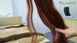 Vietnamese Hair | Double Drawn Weft Natural Wavy Hair Color #74