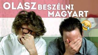 Matteo-t megtanítottam egy kicsit magyarul beszélni, magyar nyelvtörőkkel :D NYISS LE! ITT VAGYOK! Facebook rajongói oldal:...