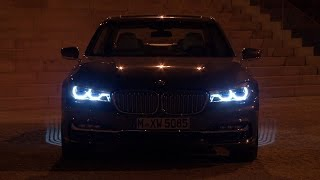 Jak nie zabić pieszego na drodze nocą? Zaawansowany system ochrony w BMW serii 7