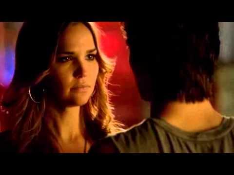Vampire Diaries - Damon & Lexie sleep together 4x17