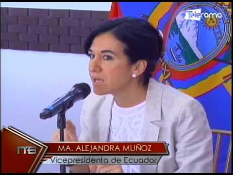 Ecuador y EEUU inician misión técnica para regulación en puertos y aeropuertos