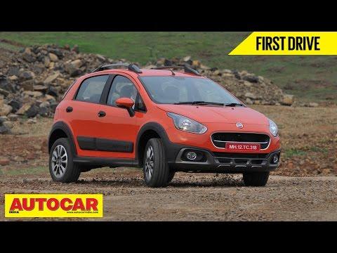 2014 Fiat Avventura | First Drive Video Review | Autocar India