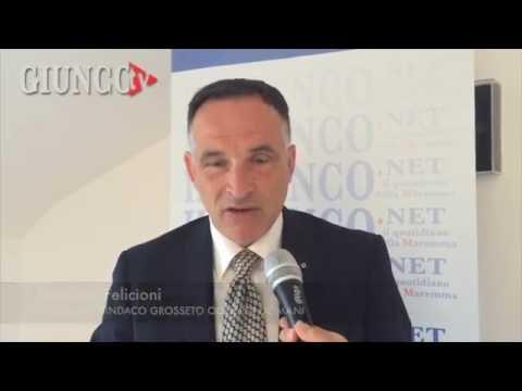 #ElezioniGrosseto16 – L'appello al voto di Massimo Felicioni