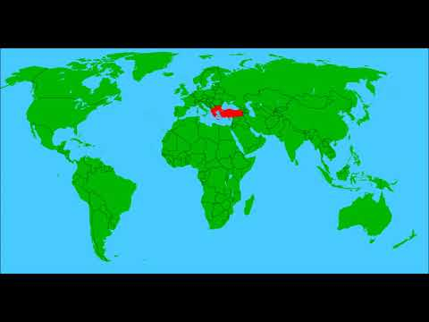What if countries annex their neighbor?