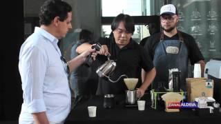 Métodos de Preparo de Café - Coado