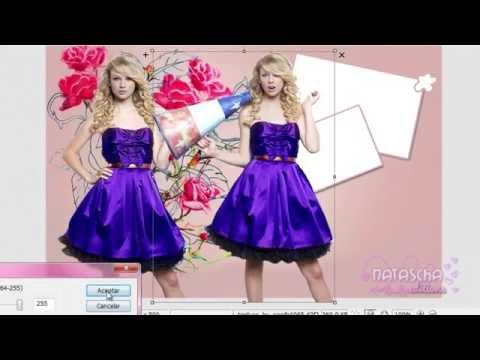 Video 8 de Photoscape: Cómo hacer un blend
