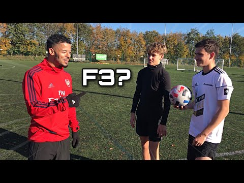 Behind The Scenes With TheF2 Freestylers! **Jeremy Lynch Said This**