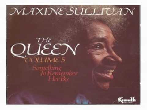 Tekst piosenki Maxine Sullivan - The Very Thought of You po polsku