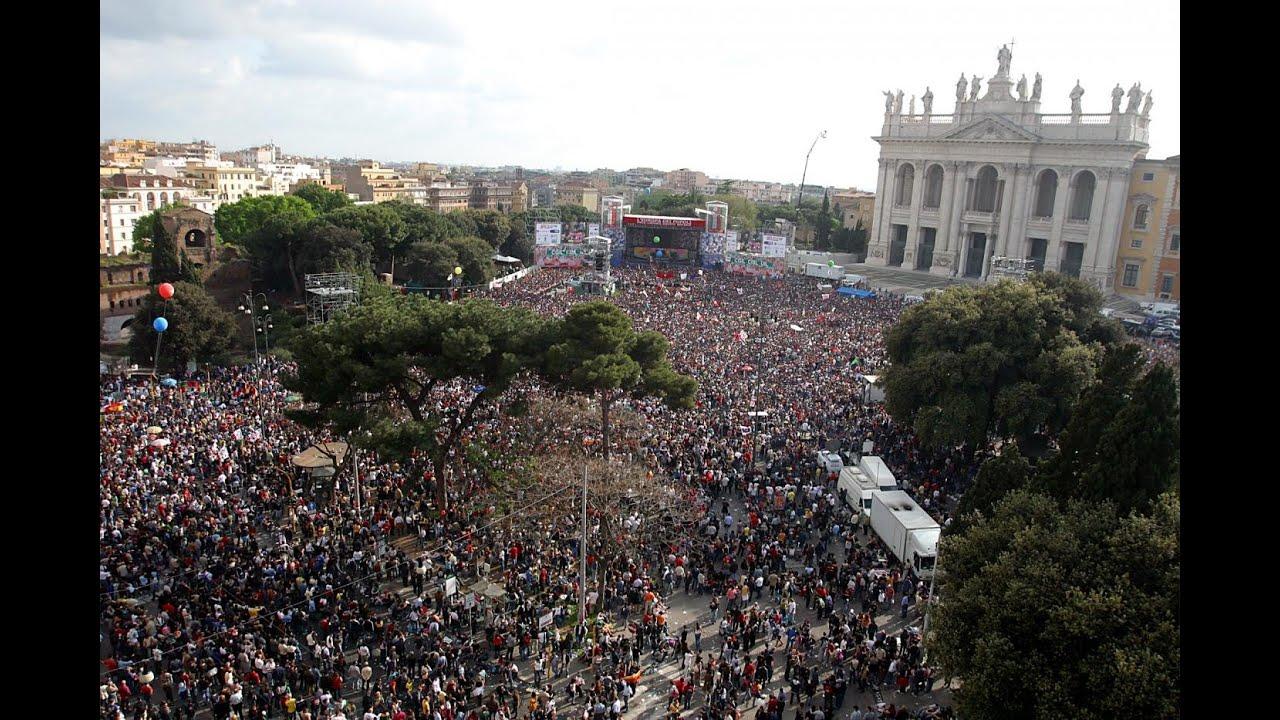 """""""Concertone"""" Primo Maggio Roma, oggi la presentazione"""