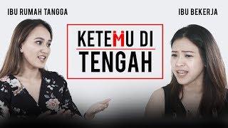 Video Social Experiment: Ibu Rumah Tangga vs Ibu Bekerja, Siapa yang Lebih Baik? | Spesial Hari Ibu MP3, 3GP, MP4, WEBM, AVI, FLV April 2019