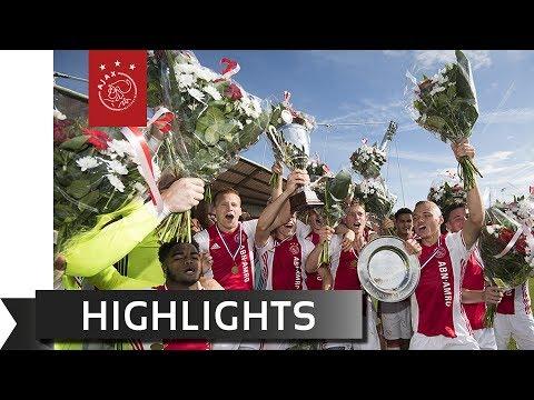 Samenvatting bekerfinale Ajax A1 - PSV A1