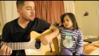 Home - Edward Sharpe and The Magnetic Zeros Acoustic Cover (Jorge & Alexa Narvaez) - YouTube