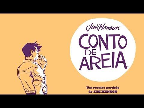CONTO DE AREIA   LANÇAMENTO PIPOCA & NANQUIM!