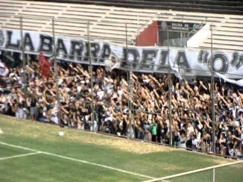 "La barra de la ""O"" - Franjeado me enamore de ti - La Barra del Olimpia - Olimpia"