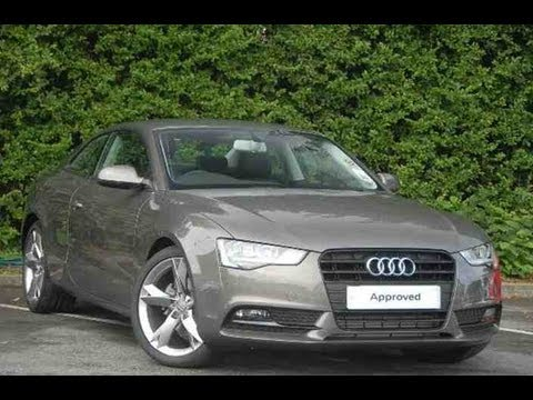 2013 Audi A5 in review – Village Luxury Cars Toronto