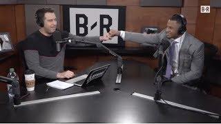 Best Trash Talker in NFL Draft: Johnathan Abram 🤬 | The Lefkoe Show
