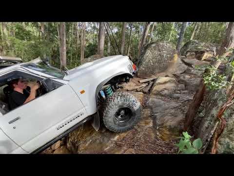 WHITEMANS LANE - WATAGANS | Nissan Gq Patrol