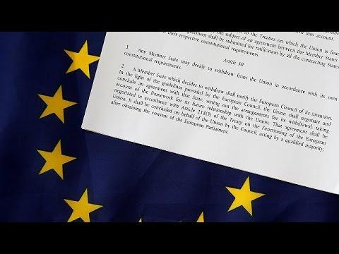 Brexit: Το άρθρο 50 και το παιχνίδι της γάτας με το ποντίκι