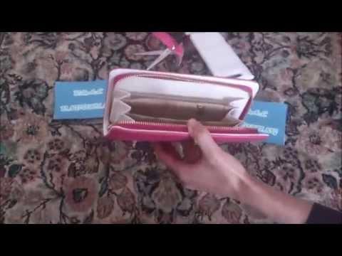 Unboxing acquisti Aliexpress (26) - Portafoglio da donna (wallet for women)