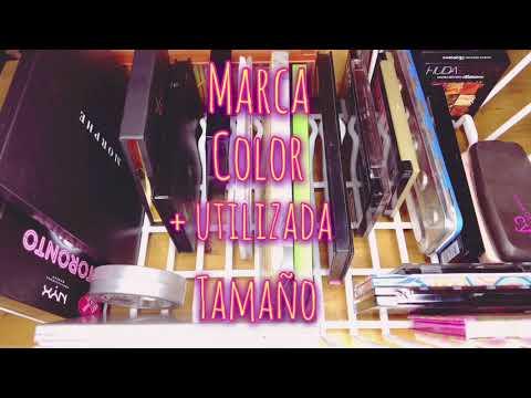 Videos de uñas - ORGANIZA CONMIGO TU MAQUILLAJE
