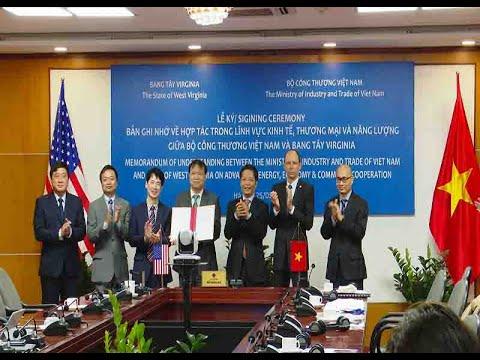 Mở ra làn sóng hợp tác mới toàn diện, hiệu quả giữa Việt Nam và Bang Tây Virginia (Hoa kỳ)