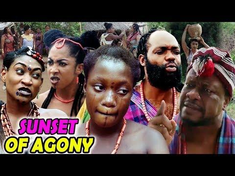 """New Movie Alert """"SUNSET OF AGONY"""" Season 3&4 - (Sharon Ifedi) 2019 Latest Nollywood Epic Movie"""