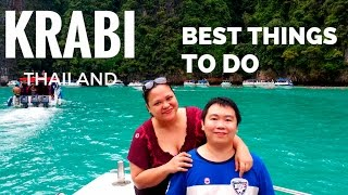 Krabi Thailand  City new picture : Krabi, Thailand Travel Trip 2016 I Best Things To Do In Krabi