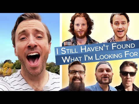 """U2  """"I Still Haven't Found What I'm Looking For"""" Cover by Peter Hollens"""